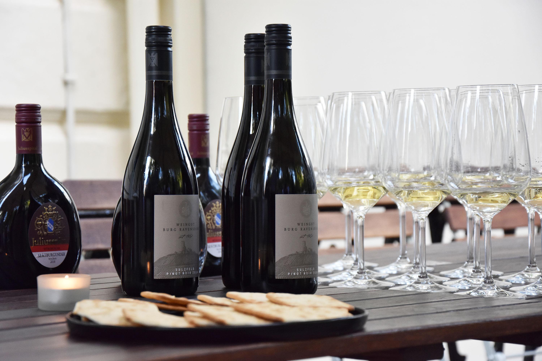 Wine Tasting at Stein's 2019